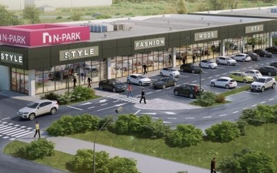 Q2 Studio is designing retail park