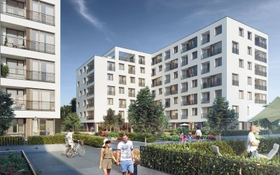 "Mostostal will build ""Home Factory"" residential complex"
