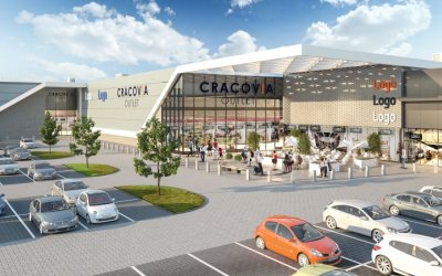 Peakside and KG Group will build Cracovia Outlet