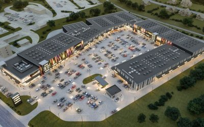 Stopiak Retail Park wil be erected in Nowy Targ