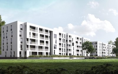 WRI will build 140 flats in Ostrów Mazowiecka