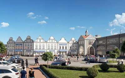 Kajima will expand Designer Outlet in Piaseczno