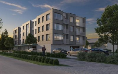 Comodomo will build 77 flats in Wrocław