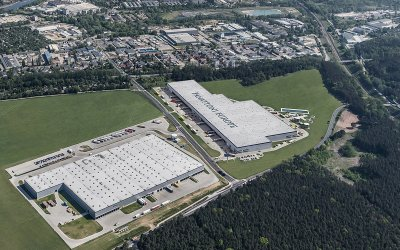 BIN builds for Panattoni & Accolade in Bydgoszcz