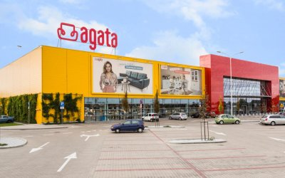 Agata revives plans in Olsztyn