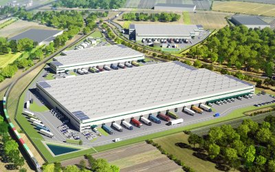 WAN will erect 54,000 sqm of warehouses in Kutno