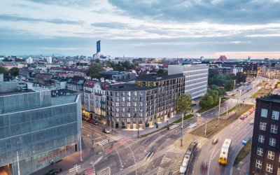 Stahlservice to erect Toscom hotel in Wrocław