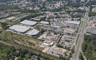 Panattoni has purchased 14.4 ha of land in Katowice