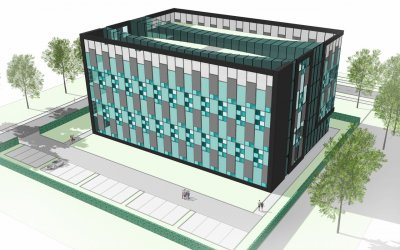 Erbud and Budomal will carry out laboratory-research building