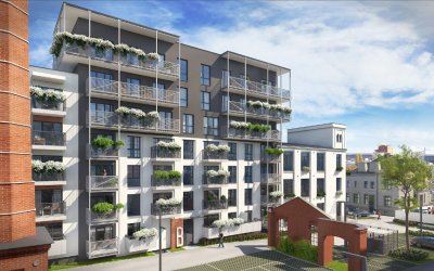PB Unimax is going to build multi-family complex