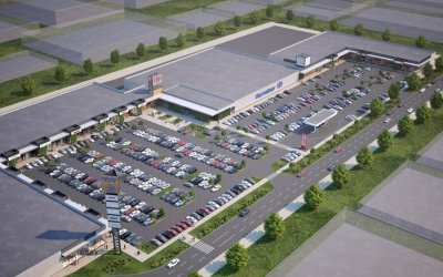 "Carrefour is going to expand ""Sonata Park"""