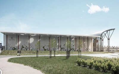 Targi Kielce is going to build exhibition hall