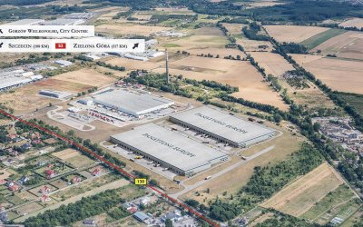 Depenbrock starts works for Panattoni in Gorzów