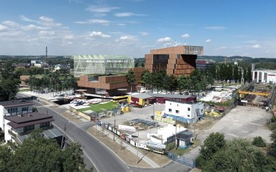 Nowa Druciarnia to be erected in Wadowice