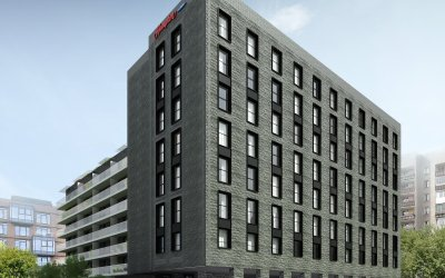 Construction of Hilton commences in Warsaw