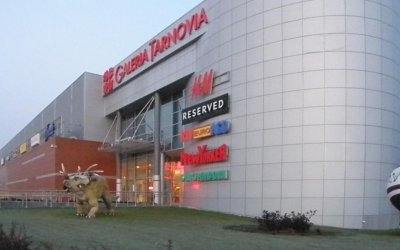 "Euro Mall has prepared reconstruction of ""Galeria Tarnovia"""