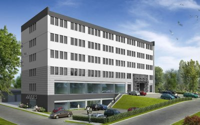 W9 commences construction of offices in Lublin