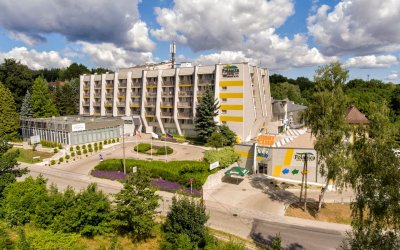 Hotel Polanica will enlarge by 19,000 meters³