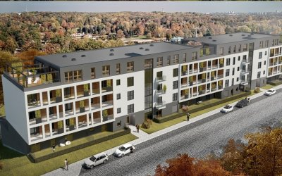 Antrans will carry out multi-family building in Chorzów