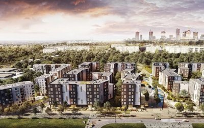 Karmar will build 250 units in Ursus Centralny