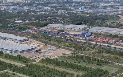 Panattoni is going to build logistics center in Łódź