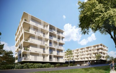 Franta Group designed residential complex