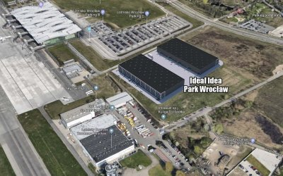 Ideal Idea is planning to build warehouses in Wrocław