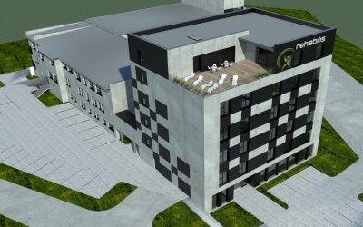Anna-Bud is going to build hotel-rehabilitation