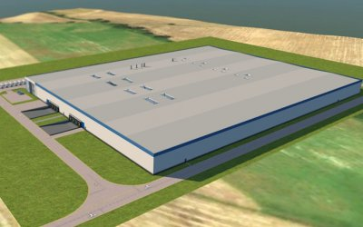 Promus constructs MonoSol factory near Ujazd