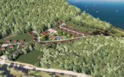 Adept kupuje 5,5 ha pod Warmia Resort 5