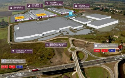 DL Invest will build logistics center in collaboration with DHL