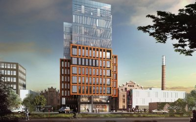 Karmar will carry out 2nd stage of Monopolis office complex