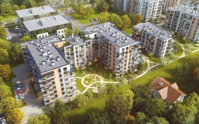 Hochtief will carry out multi-family complex