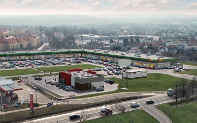 Trei buys 4,4 ha in Skarżysko for Vendo Park