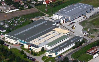 Adamietz to extend by 14,000 sqm Aluprof in Opole