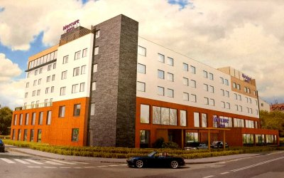 GGS awaits permit for Mercure in Sosnowiec