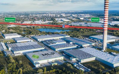 Pekabex to expand by 16,000 sqm MLP Pruszków II