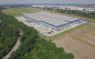 Panattoni Park Tychy will grow by 10,700 sqm