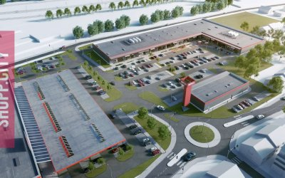 Common and Nuvalu prepare retail park in Słupsk