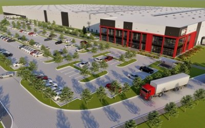 Kajima will build Weber-Stephen production complex