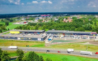 Dekada will expand shopping center in Grójec