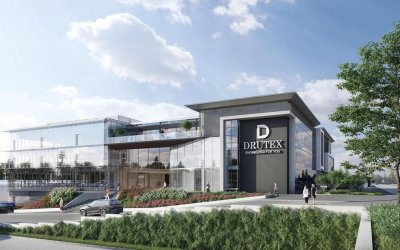 Pekabex to build Drutex's office in Bytów