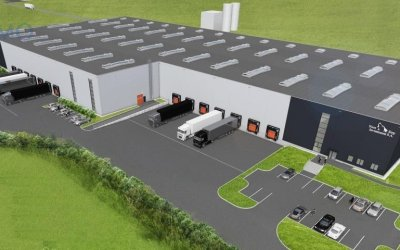 Next Step wil erect warehouse  in Kożuchów