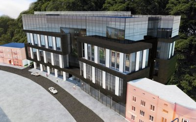 Lublin seeks contractor of office building