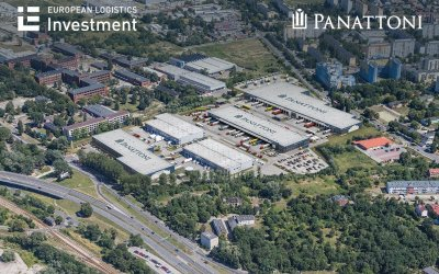ELI and Panattoni to build warehouses in Wrocław