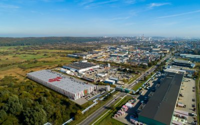 Dekpol is going to build 7R logistics center in Gdynia