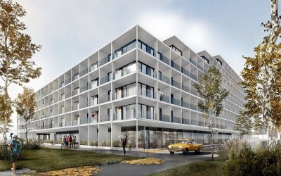 Heimstaden is going to build apart-hotel complexes