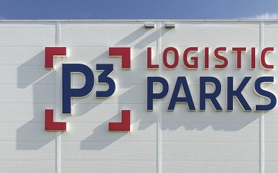 P3 is going to build logistic centers
