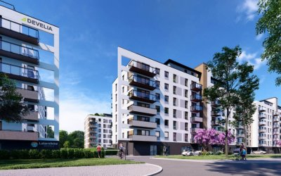 Mota-Engil to erect for Develia 214 flats in Gdańsk