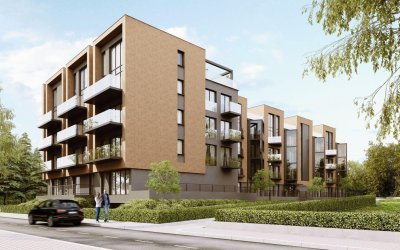 Eurobud erects Summer Lofts in Ustronie